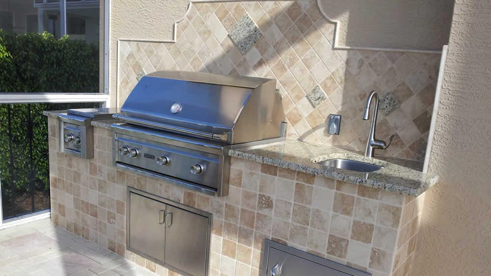 remodel outdoor kitchen