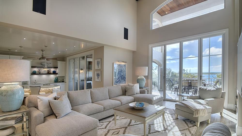 Remodel living room